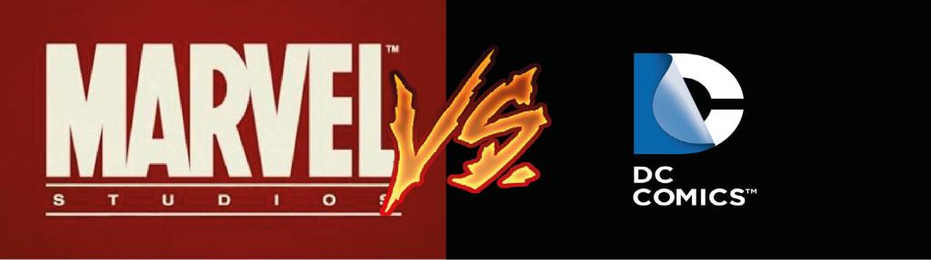 marvel vs dc comics la guerre des superheros - lesgicques