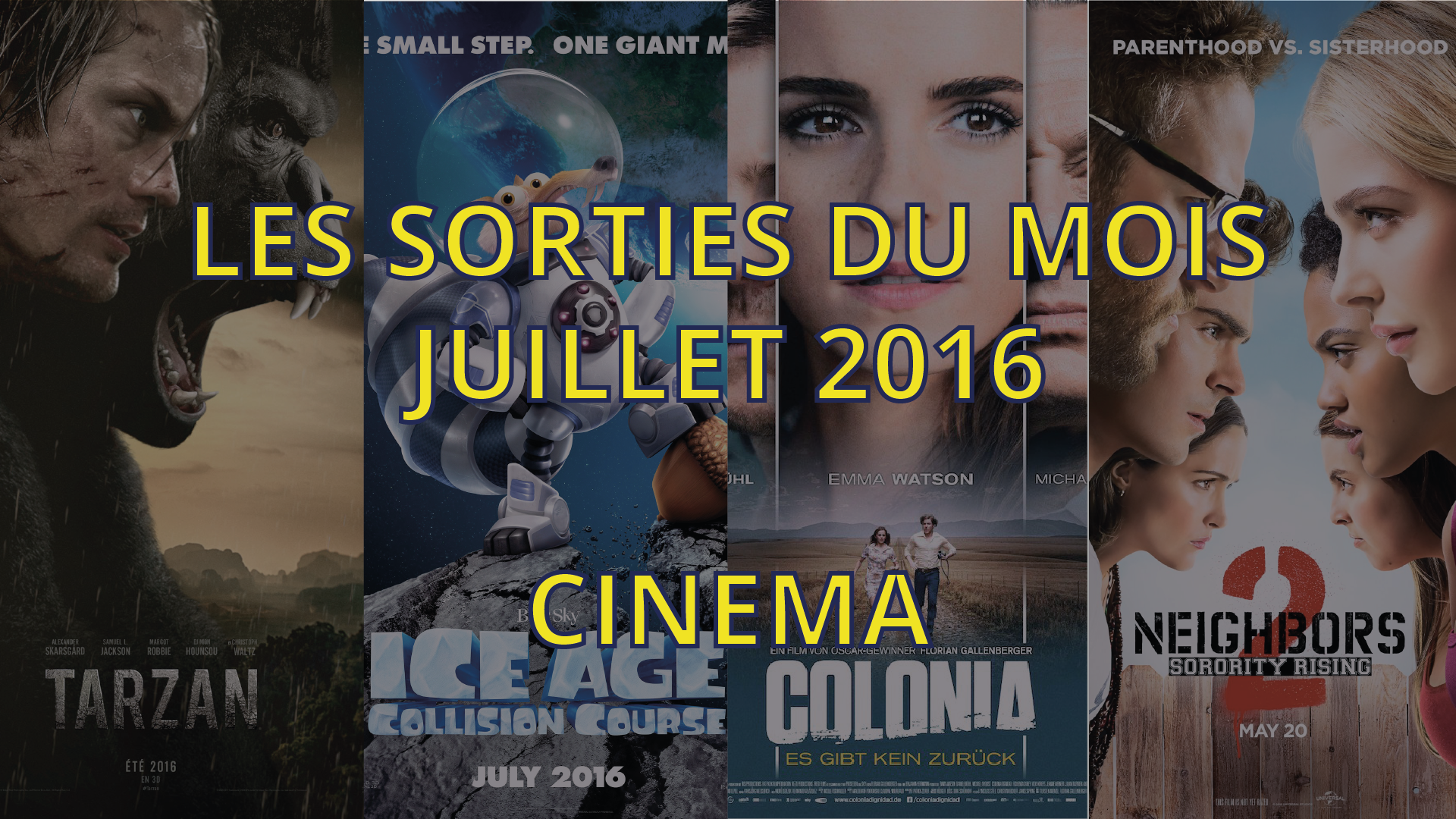 sorties juillet 2016 cinema. Black Bedroom Furniture Sets. Home Design Ideas