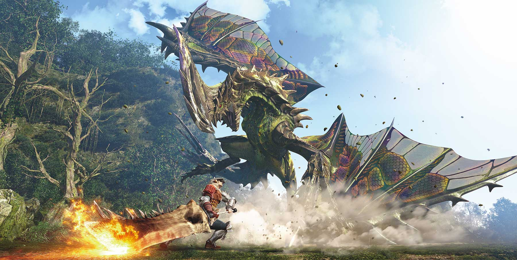 monster hunter -lesgicques