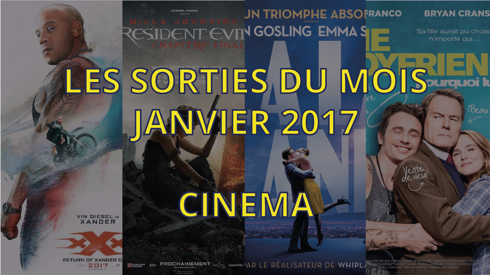 sorties janvier 2017 cinema. Black Bedroom Furniture Sets. Home Design Ideas