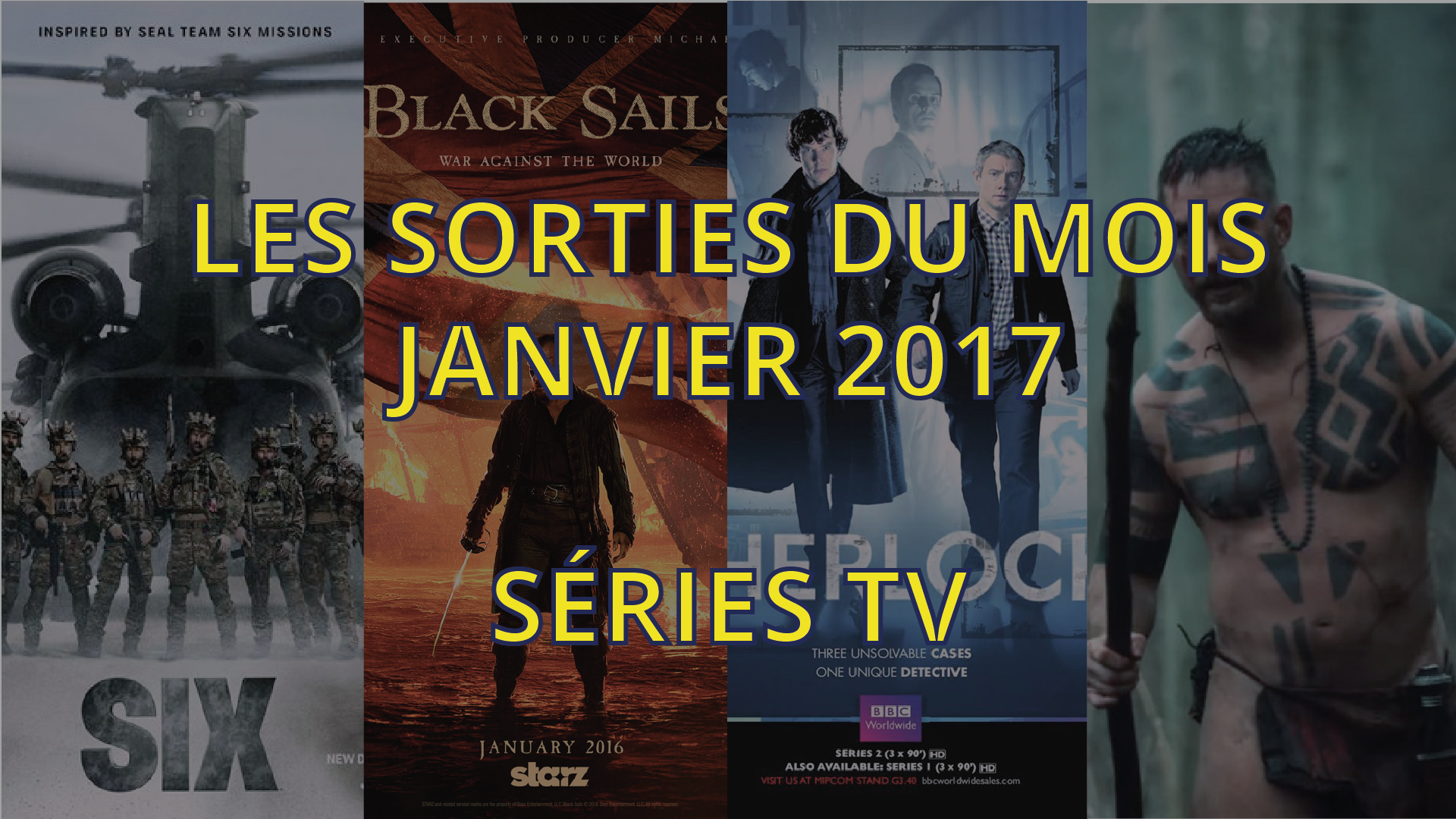 séries janvier 2017