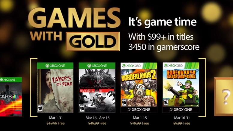 games with gold - lesgicques