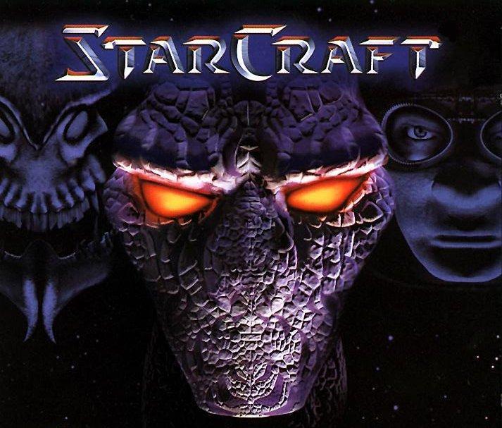 starcraft gratuit : l'affiche du jeu