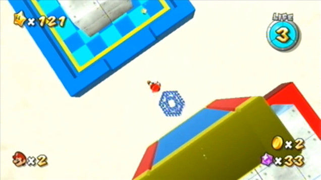 easter eggs zelda mario galaxy
