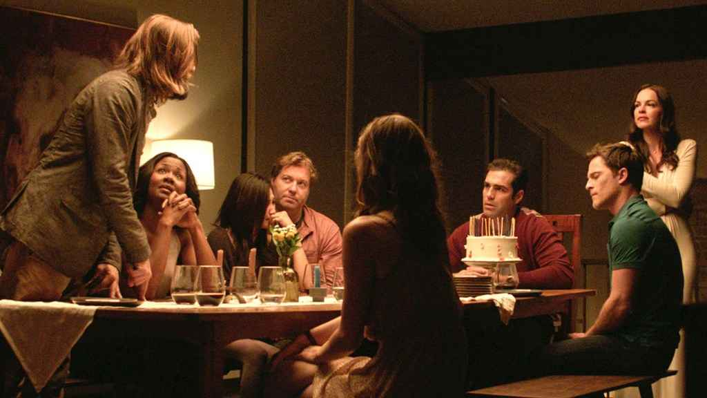 film d'horreur netflix - the invitation