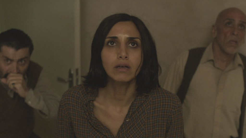film d'horreur netflix - under the shadow