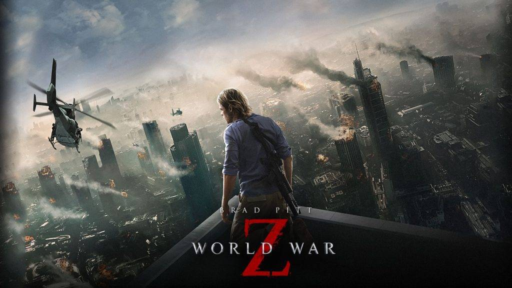 film d'horreur netflix - world war z