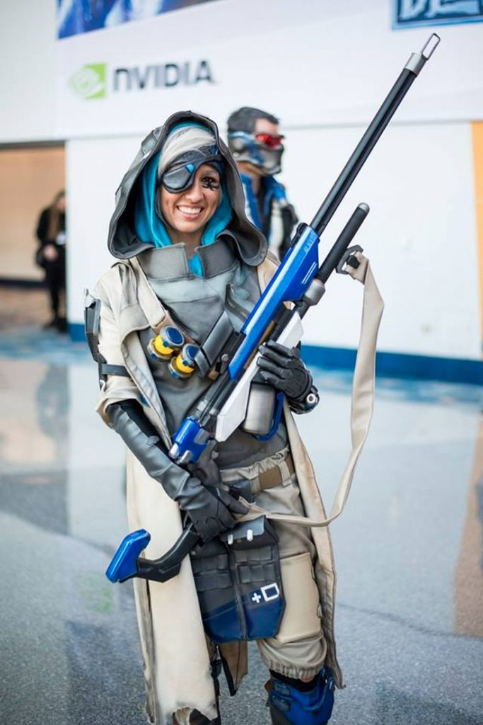 cosplay overwatch ana