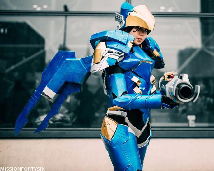 Cosplay overwatch pharah