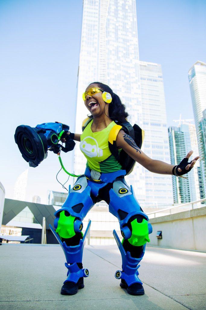 cosplay overwatch lucio