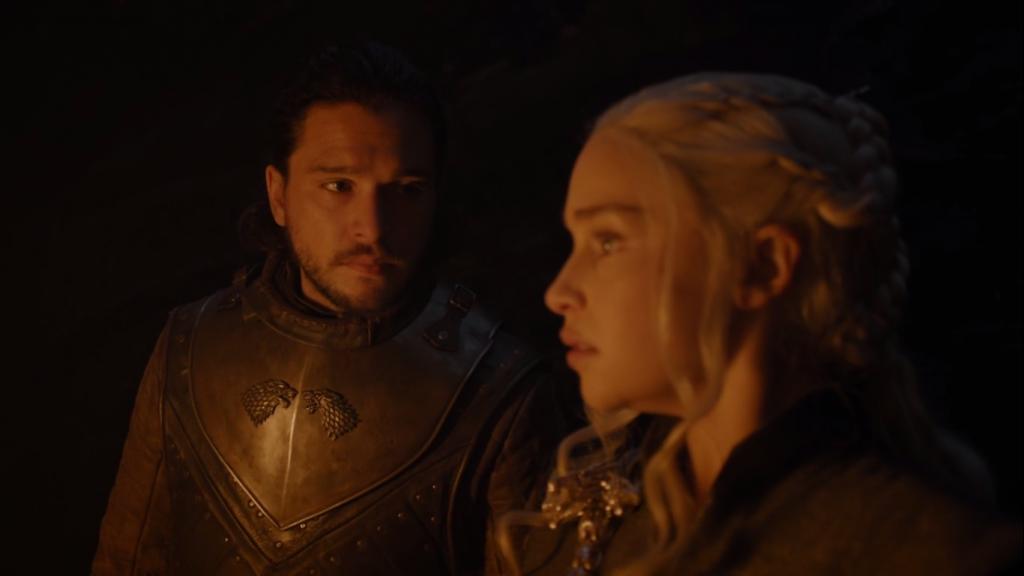daenerys et jon