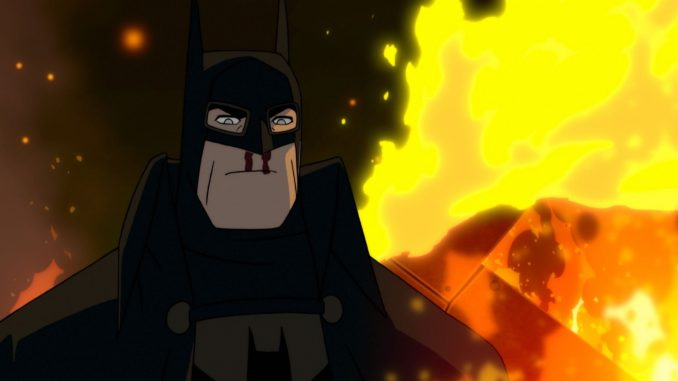 Batman : Gotham By Gaslight le film d'animation