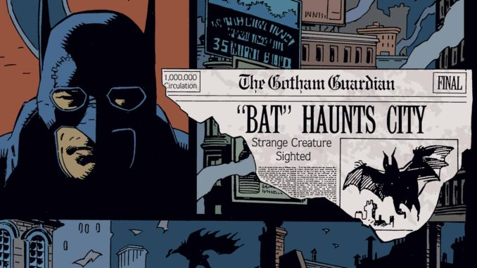 Batman : Gotham By Gaslight, la légende du Batman est en marche