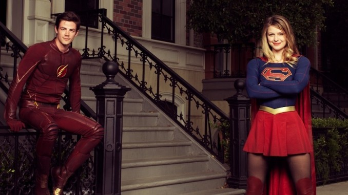 Supergirl et The Flash