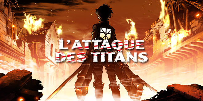 le jeu L'attaque des Titans
