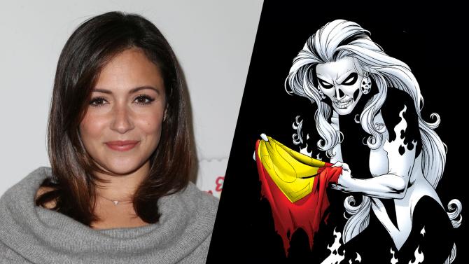Supergirl et The Flash