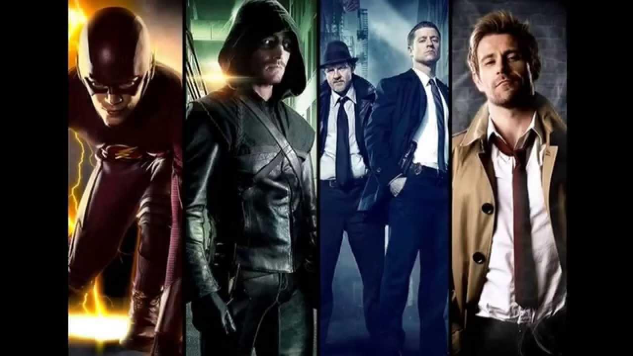 Séries de superhéros
