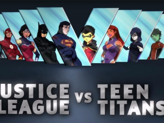 Critique Justice League Vs Teen Titans