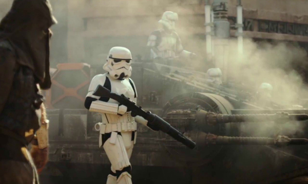 bande annonce Rogue one