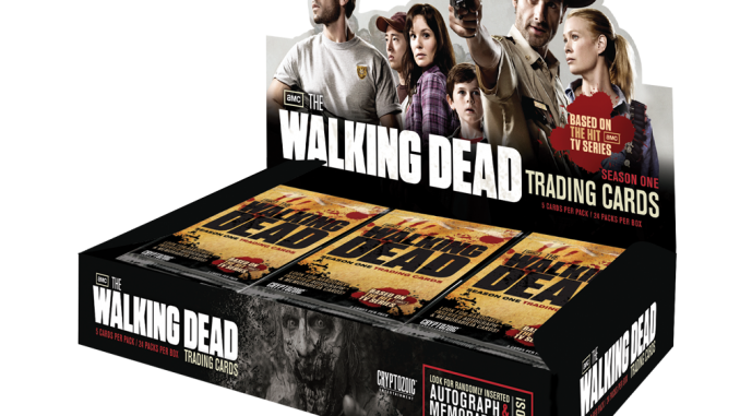 jeu de cartes The Walking Dead