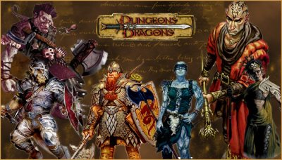 film donjons et dragons