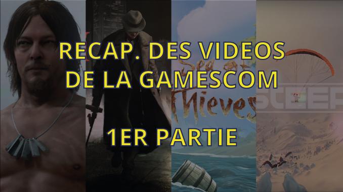 Vidéos de la gamescom 2016
