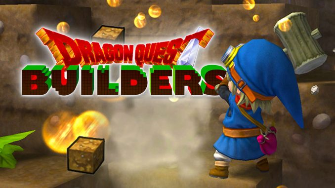démo de Dragon Quest Builders