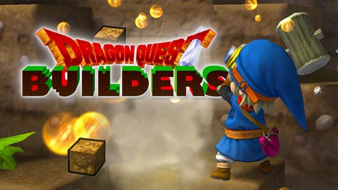 démo de Dragon Quest Builders