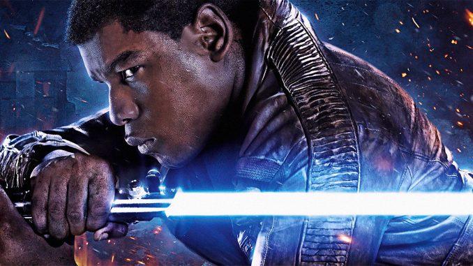 Finn dans Star Wars 8