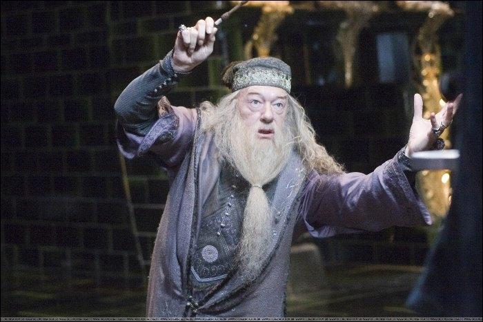 Dumbledore dans Les Animaux Fantastiques 2