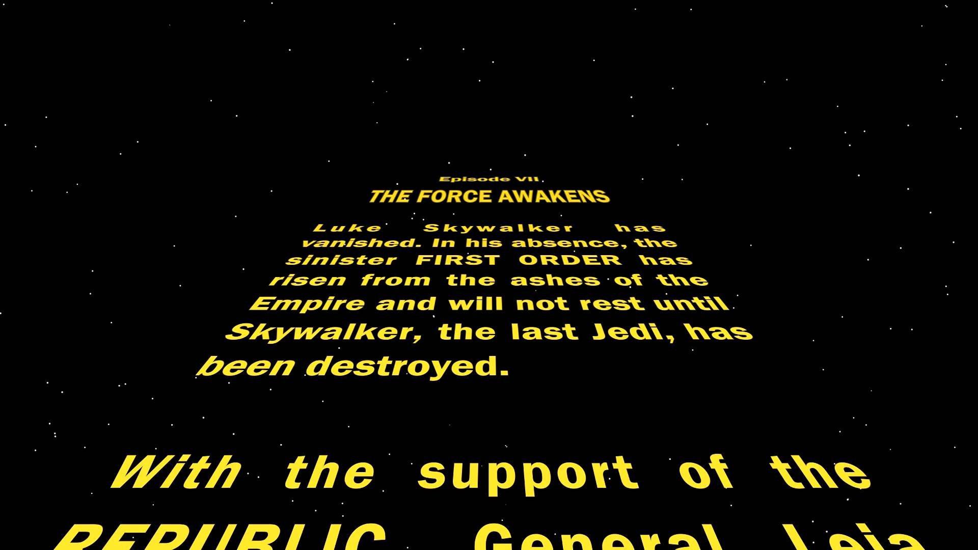 Qui est le dernier Jedi