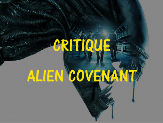 Critique d'Alien Covenant