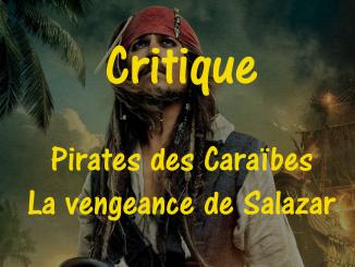 Critique de Pirates des Caraïbes