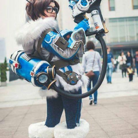 cosplay overwatch mei