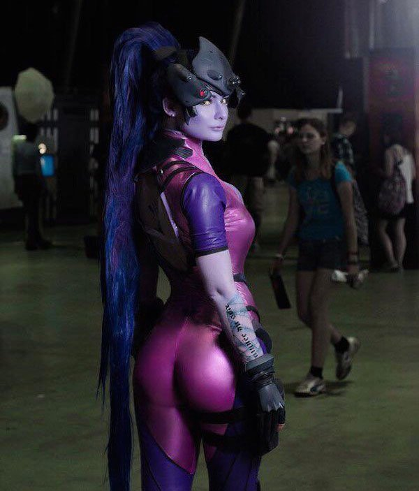 cosplay overwatch fatale