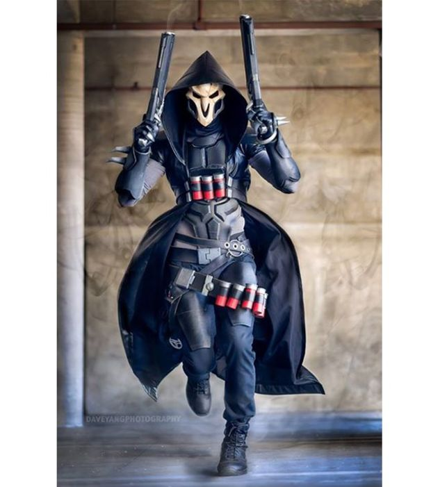 cosplay overwatch faucheur