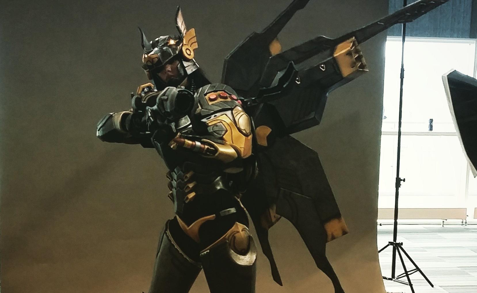 cosplay overwatch pharah