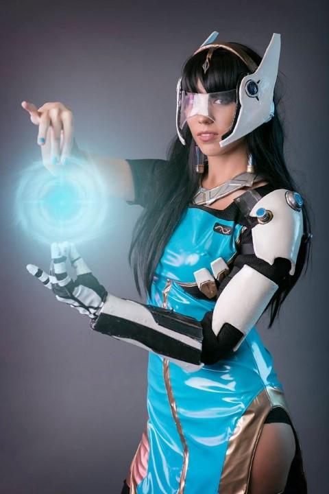 cosplay overwatch symmetra