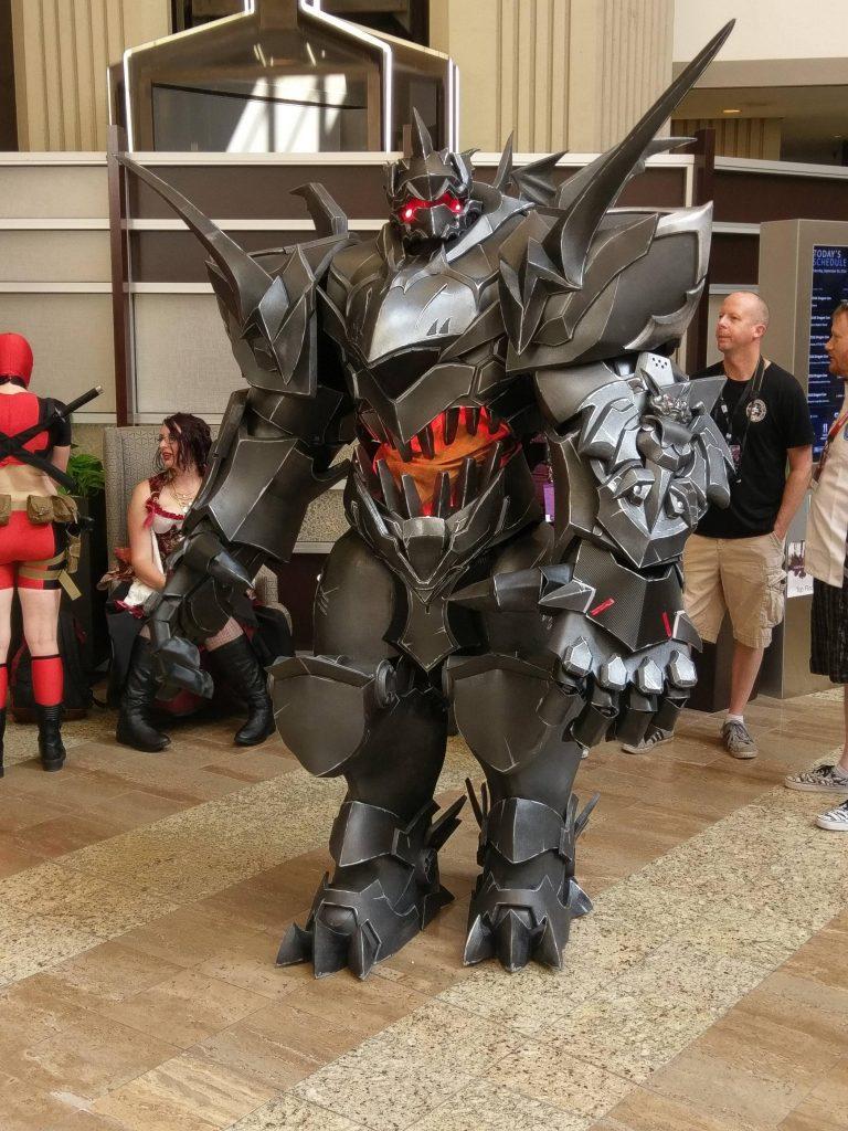 cosplay overwatch reinhard