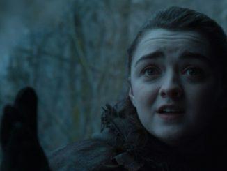 Arya Stark et Nymeria