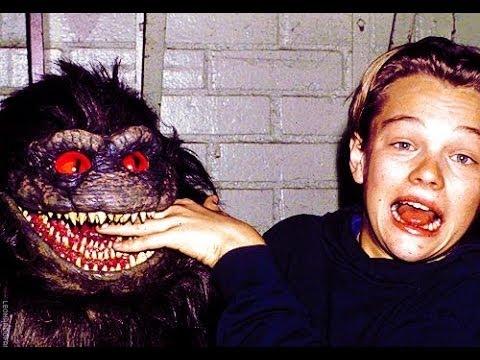 Acteurs célèbres dans un film d'horreur