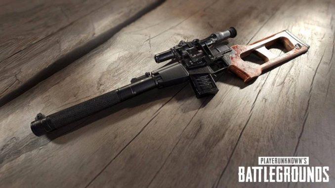 meilleures armes de pubg