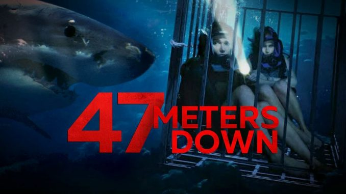 Critique de 47 Meters Down