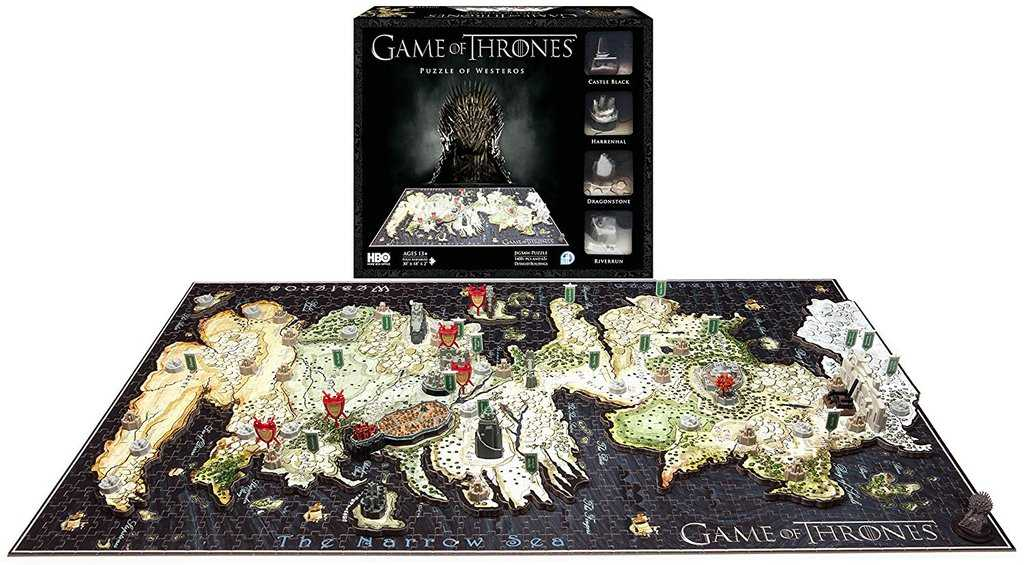 objets game of thrones