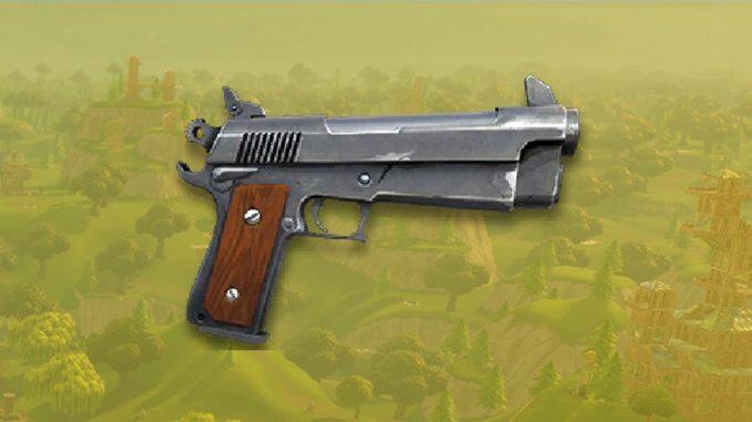 meilleures armes Fortnite