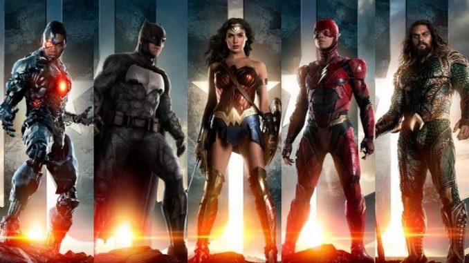 Critique de Justice League