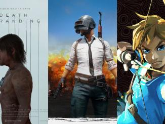 vidéos game awards