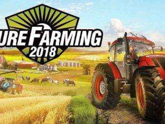 Test Pure Farming 2018
