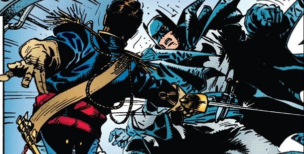Batman : Gotham By Gaslight, un adversaire inédit.
