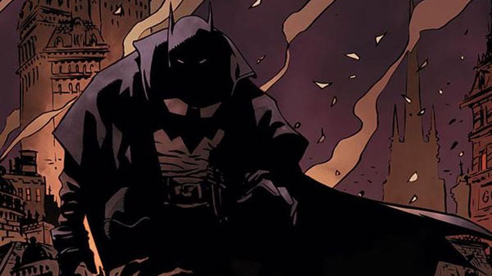Batman : Gotham By Gaslight, le chevalier noir